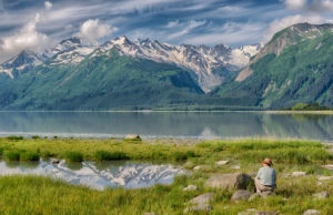 haines, alaska, chilkat, reflection, solace, landscape, photography