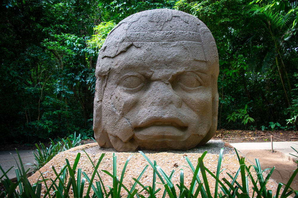 Mexico, Villahermosa, Olmec