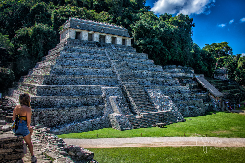 Palenque, Mayan, ruins, archaeology, Chiapis, Temple of Inscriptions