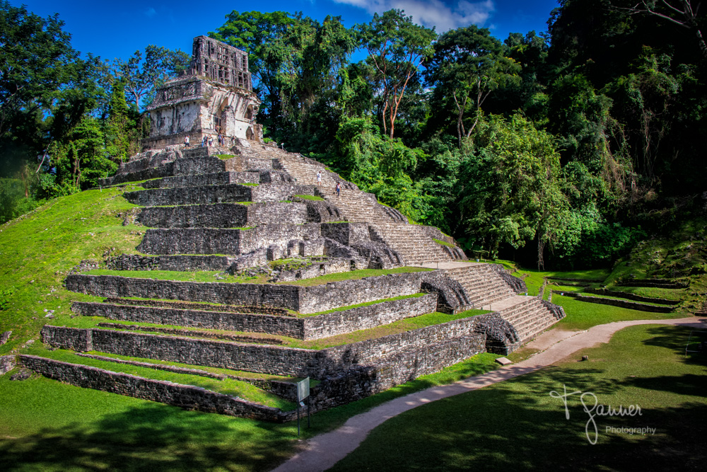 Palenque, Mayan, ruins, archaeology, Chiapis, Temple of the Cross, Mexico