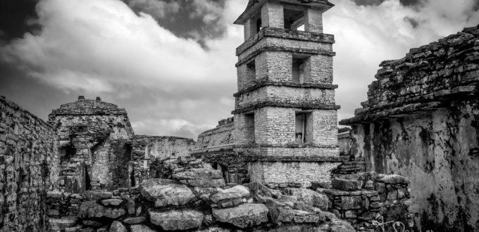 Palenque, Chiapis