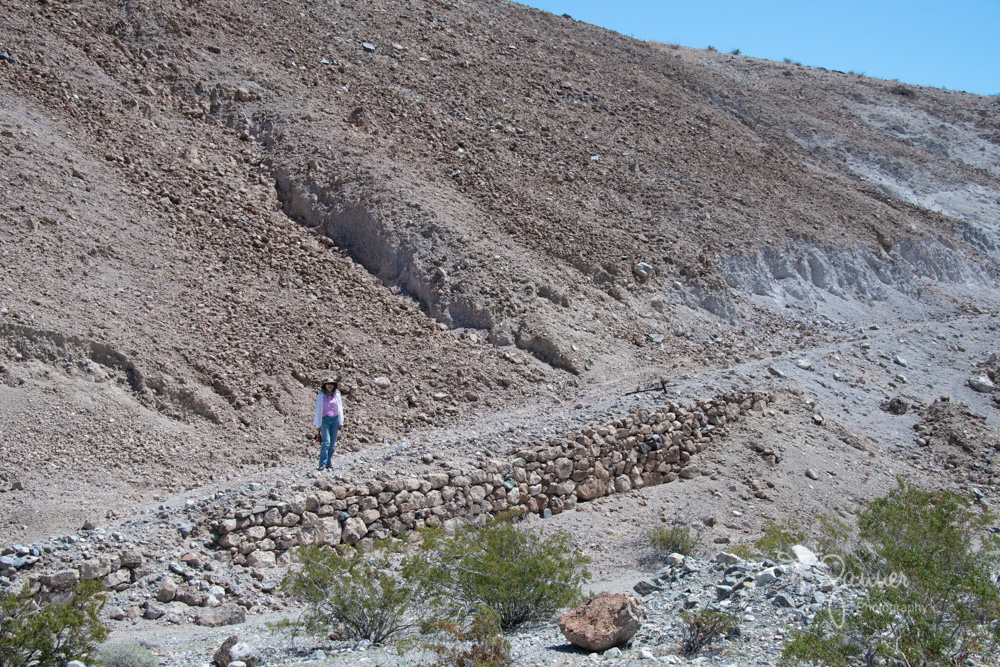 Panamint Valley, Death Valley, Nadeau Trail, Modoc