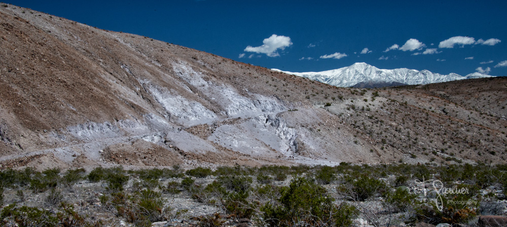 Panamint Valley, Death Valley, Nadeau Trail, Modoc, Lookout City
