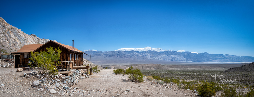 Panamint Valley, Death Valley, Nadeau Trail, Modoc, Minnietta