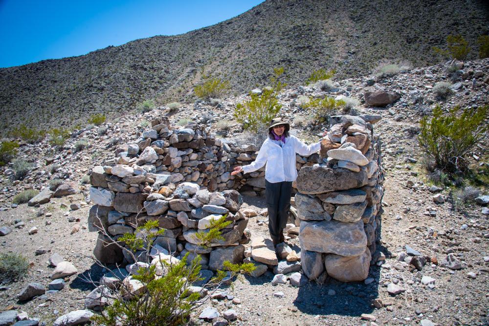 Panamint Valley, Death Valley, Nadeau Trail, Modoc, Minnietta