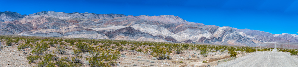 Panamint Valley, Death Valley, Nadeau Trail, Modoc, Argus Range