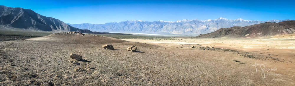 Saline Valley, Death Valley