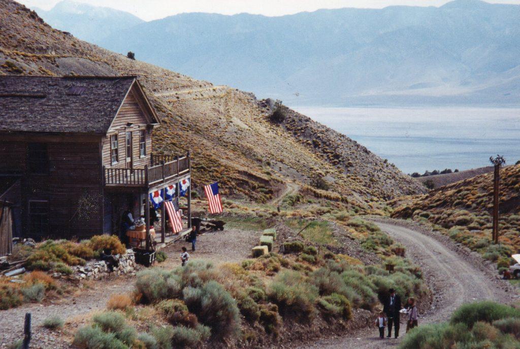 Cerro Gordo, American Hotel