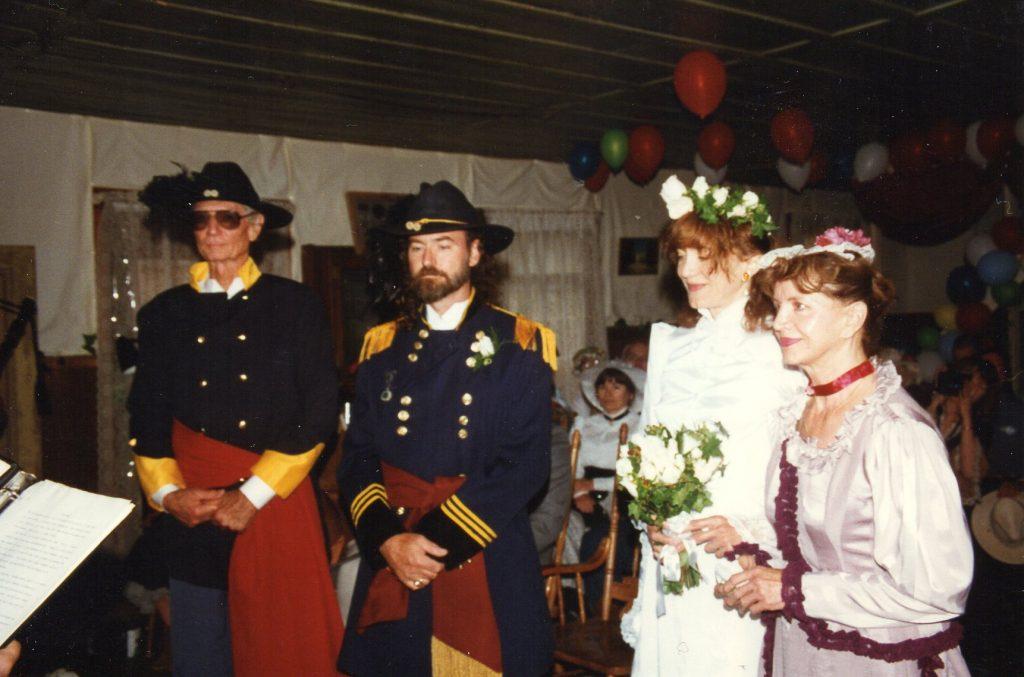 Cerro Gordo wedding