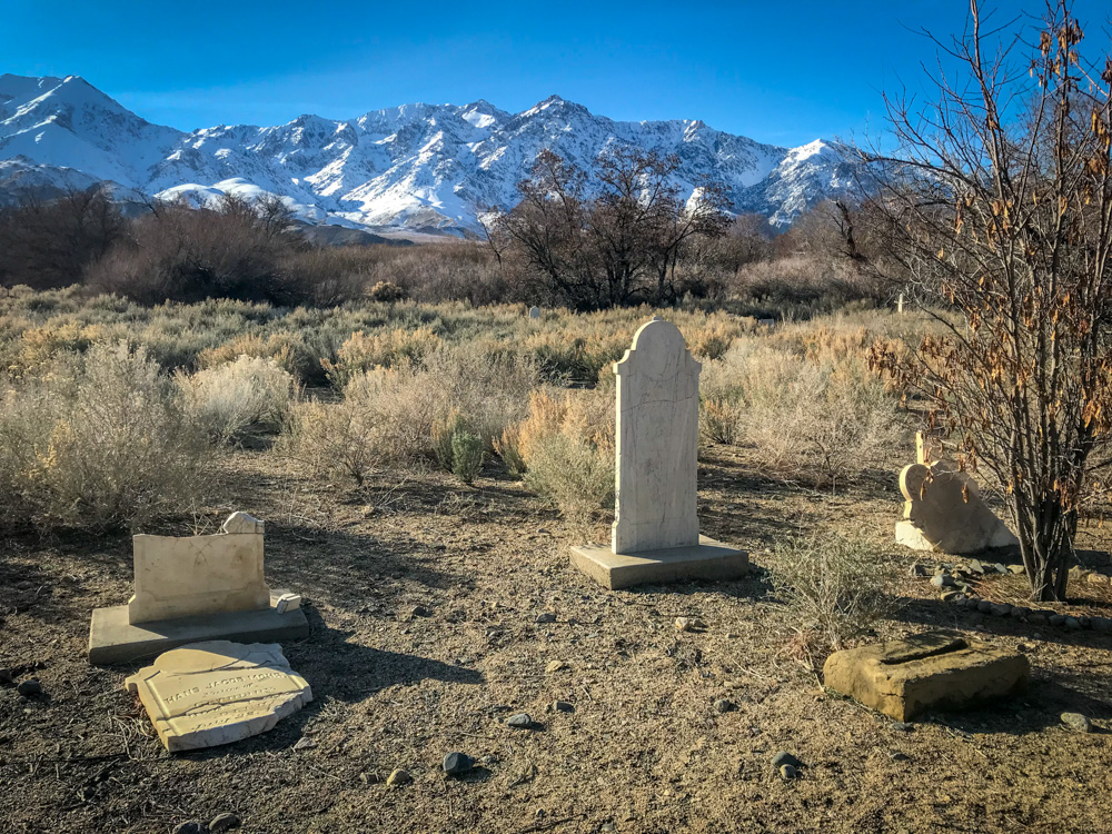 Camp Independence, Fort Independence, Owens Valley history