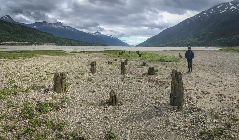 Skagway, Dyea, Alaska, Chilkoot Pass, Pandemic paradox