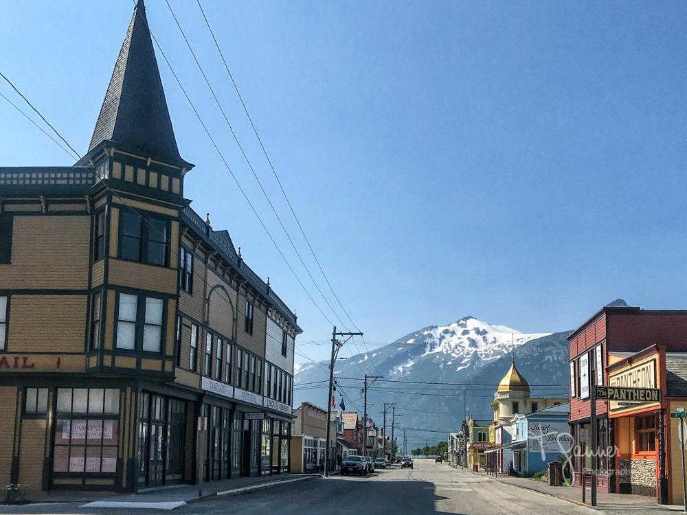Skagway, Alaska, Pandemic paradox