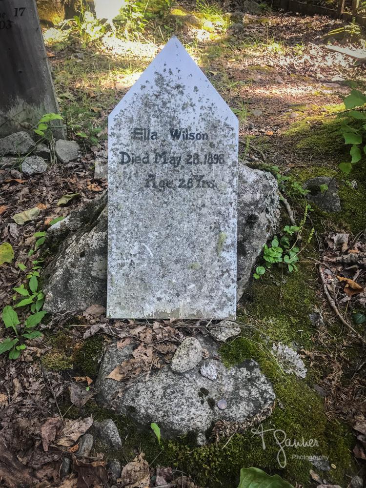 Skagway, Alaska, Gold Rush Cemetery