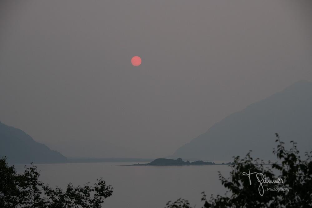Haines, Alaska, Chilkat, wildfires