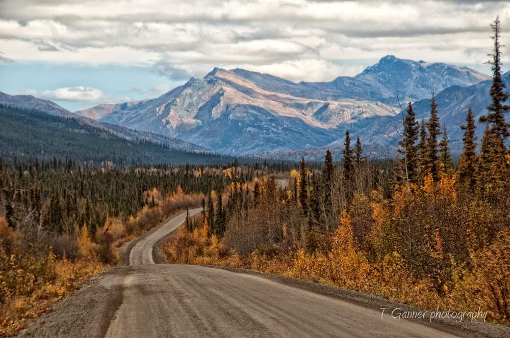 Dempster Highway, Tombstone Territorial Park, Yukon Territory