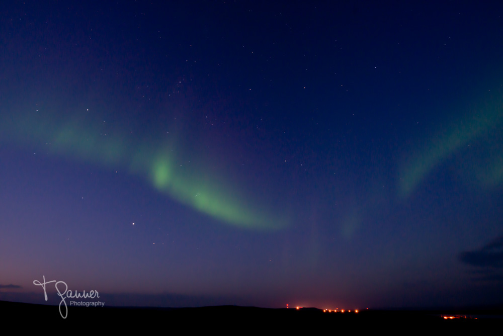 Dempster Highway, Northwest Territory, Inuvik, aurora, northern lights