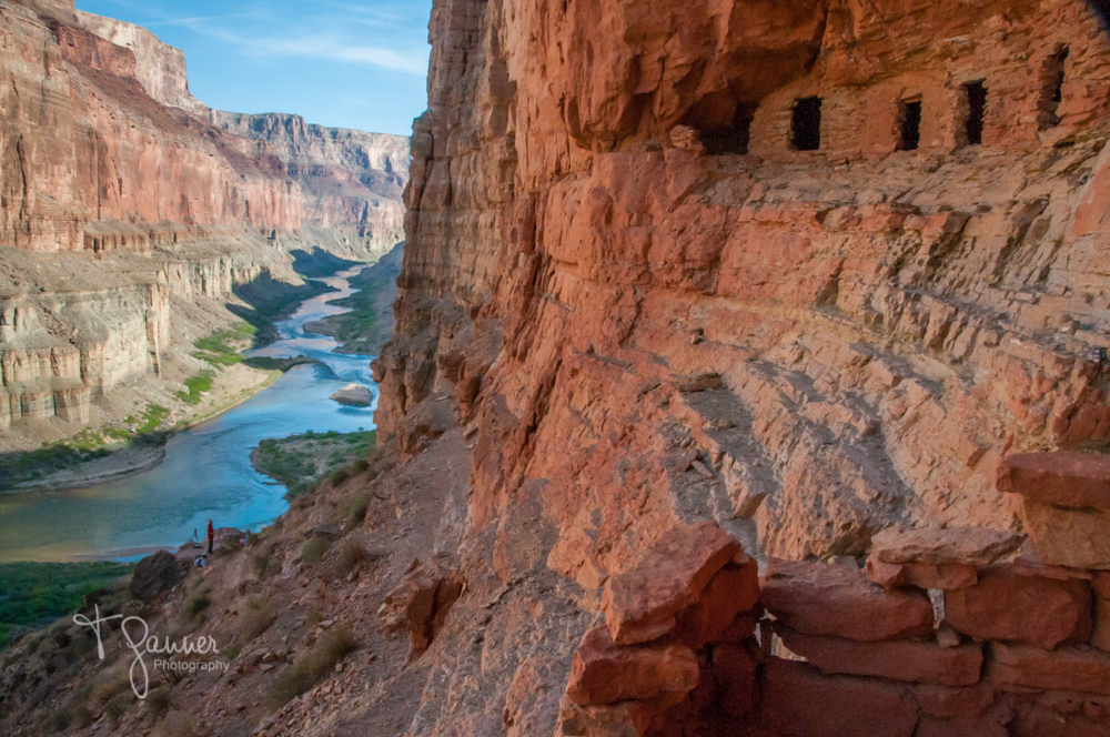 Grand Canyon, Colorado River, rafting, Nankoweap, Anasazi