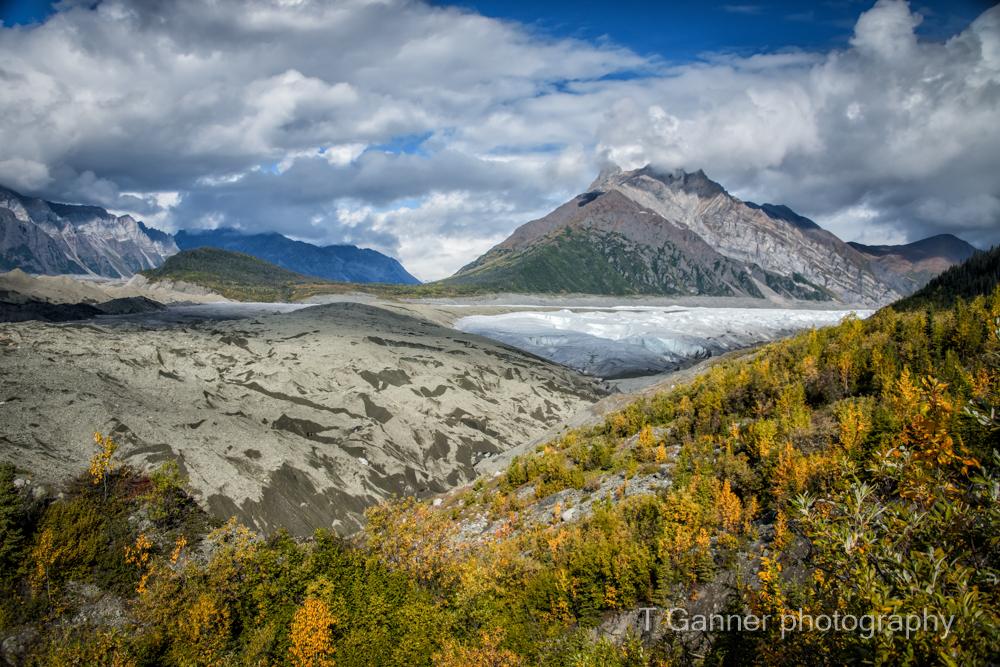 Kennecott, McCarthy, Wrangell St Elias, Root Glacier, glacier, nature photography, travel photography