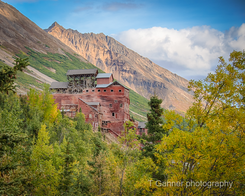 Kennecott, McCarthy, Wrangell St Elias, nature photography, travel photography,
