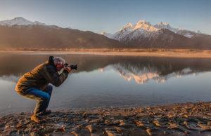 Alaska photography workshop, vacation, hiking trail, haines, ak
