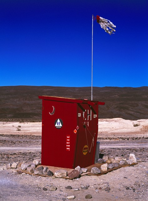 The Saline Valley Outhouses Saline Valley Chronicles