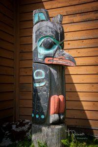 Haines Alaska, Totem Trot, Totem Pole, Tlingit art, Totem Poles