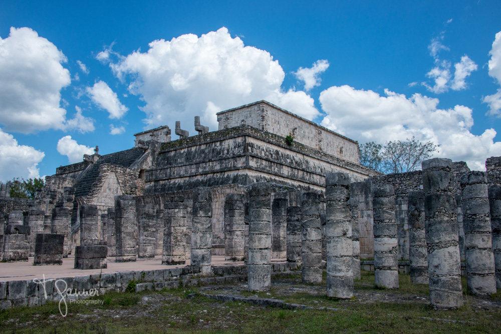 Chichen Itza, Maya, Mayan, Mayan culture, Yucatan, Mayan ruins, Temple of the Warriors
