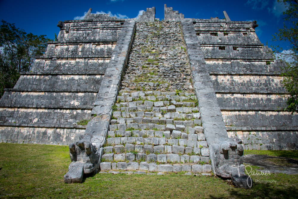Chichen Itza, Maya, Mayan, Mayan culture, Yucatan, Mayan ruins, Ossuary, Tomb of the High Priest