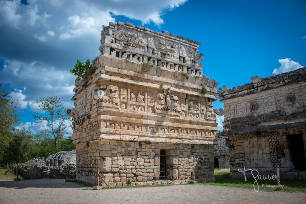 Chichen Itza, Maya, Mayan, Mayan culture, Yucatan, Mayan ruins,Nunnery, the Church