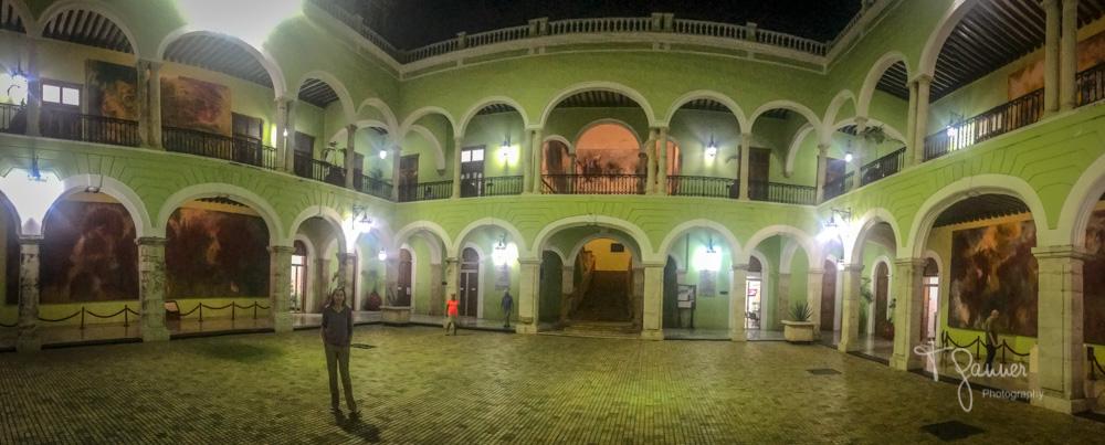 Yucatan, Merida Grand Plaza, Palacio de Gobierno