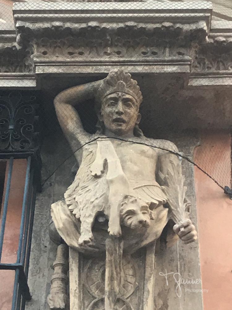 Yucatan, Merida Grand Plaza, Spanish culture, La Casa de Montejo