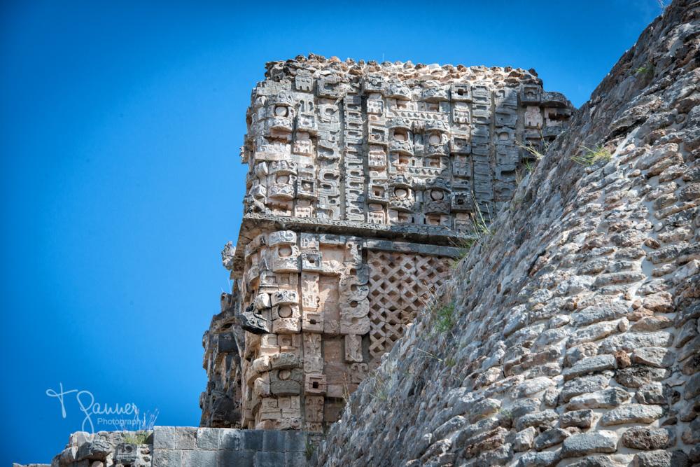 Uxmal, Maya, Mayan, Mayan culture, Yucatan, Mayan ruins, Temple of the Magician