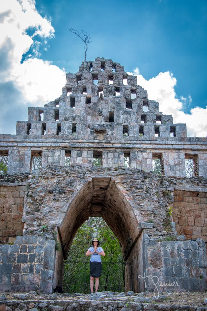 Uxmal, Maya, Mayan, Mayan culture, Yucatan, Mayan ruins, Pigeon Loft, House of Doves